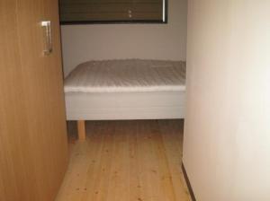 極狭の寝室
